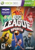 Big League Sports Xbox 360 Front Cover