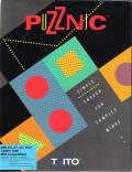 Puzznic DOS Front Cover