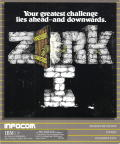 Zork: The Great Underground Empire DOS Front Cover