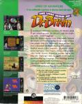 The Lost Mind of Dr. Brain Macintosh Back Cover