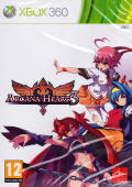 Arcana Heart 3 (Limited Edition) Xbox 360 Other Keep Case - Front