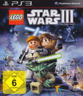 LEGO Star Wars III: The Clone Wars PlayStation 3 Front Cover