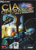 CIA Operative: Solo Missions Windows Other Keep Case - Front