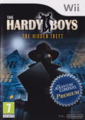 The Hardy Boys: The Hidden Theft Wii Front Cover