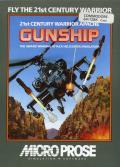 Gunship Commodore 64 Front Cover