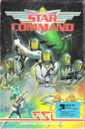 Star Command DOS Front Cover