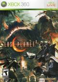 Lost Planet 2 Xbox 360 Front Cover