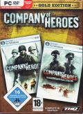 Company of Heroes (Gold Edition) Windows Front Cover