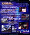 Unreal Tournament Macintosh Back Cover