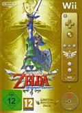 The  Legend of Zelda: Skyward Sword (Limited Edition Pack) Wii Front Cover