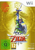 The  Legend of Zelda: Skyward Sword (Limited Edition Pack) Wii Other Keep Case - Front