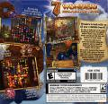 7 Wonders: Treasures of Seven Windows Back Cover