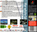 Wing Over 2 PlayStation Back Cover