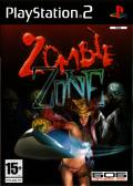 Zombie Zone PlayStation 2 Front Cover