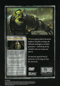 Warcraft III: Reign of Chaos (Collector's Edition) Windows Other Keep Case of Movie Disc - Back