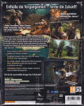 ArcaniA: Gothic 4 (Collector's Edition) Xbox 360 Back Cover