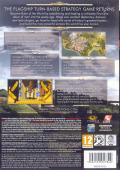 Sid Meier's Civilization V (Game of the Year Edition) Windows Other Keep Case - Back
