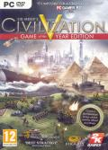 Sid Meier's Civilization V (Game of the Year Edition) Windows Front Cover
