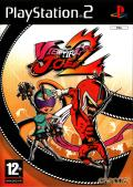 Viewtiful Joe 2 PlayStation 2 Front Cover