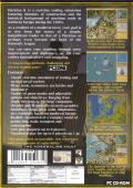 Patrician II: Quest for Power Windows Back Cover