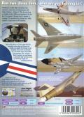 Strike Fighters: Project 1 Windows Back Cover