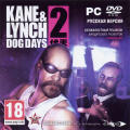 Kane & Lynch 2: Dog Days Windows Front Cover