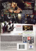 Tom Clancy's Splinter Cell: Conviction Windows Other Keep Case - Back