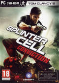 Tom Clancy's Splinter Cell: Conviction Windows Other Keep Case - Front