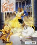 Disney's Beauty and the Beast DOS Front Cover