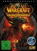 World of Warcraft: Cataclysm Windows Front Cover