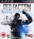 Red Faction: Armageddon PlayStation 3 Front Cover