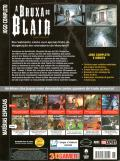 Blair Witch, Volume I: Rustin Parr Windows Back Cover