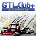 GTI Club: Rally Côte d'Azur PlayStation 3 Front Cover