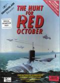 The Hunt for Red October Commodore 64 Front Cover