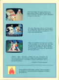 Mickey's Space Adventure DOS Inside Cover Right side