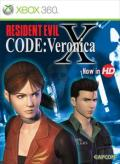 Resident Evil: Code: Veronica X Xbox 360 Front Cover
