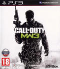 Call of Duty: MW3 PlayStation 3 Front Cover