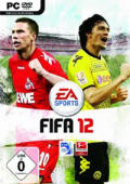 FIFA Soccer 12 Windows Front Cover