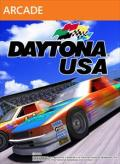 Daytona USA Xbox 360 Front Cover