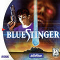 Blue Stinger Dreamcast Front Cover