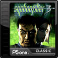 Syphon Filter 3 PlayStation 3 Front Cover
