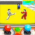 Karate Champ iPad Front Cover
