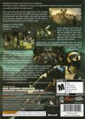 Two Worlds II Xbox 360 Back Cover