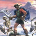 Shining Force iPhone Front Cover