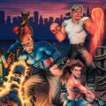 Streets of Rage 3 iPhone Front Cover