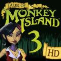 Tales of Monkey Island: Chapter 3 - Lair of the Leviathan iPad Front Cover