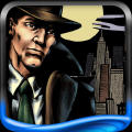 Nick Chase: A Detective Story iPhone Front Cover