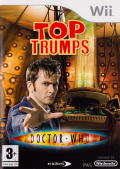 Top Trumps: Doctor Who Wii Front Cover