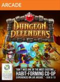 Dungeon Defenders Xbox 360 Front Cover