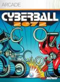 Cyberball 2072 Xbox 360 Front Cover